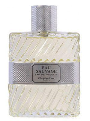 Eau Sauvage Christian Dior para Hombres