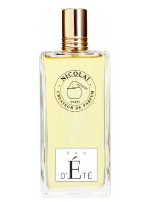 Eau d'Ete Nicolai Parfumeur Createur para Hombres y Mujeres