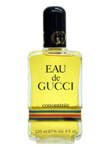 Eau de Gucci Concentree (1982) Gucci para Hombres y Mujeres