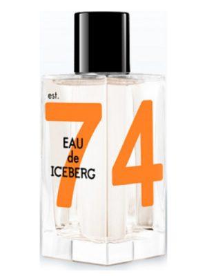 Eau de Iceberg Sensual Musk Iceberg para Mujeres