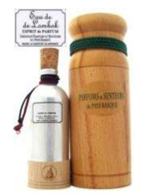 Eau de Lombok Parfums et Senteurs du Pays Basque para Hombres y Mujeres