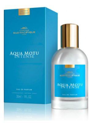 Eau de Parfum Aqua Motu Intense Comptoir Sud Pacifique para Hombres y Mujeres