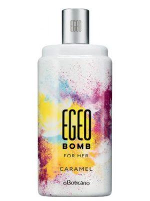 Egeo Bomb For Her Caramel O Boticário para Mujeres