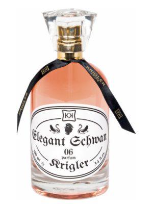 Elegant Schwan 06 Krigler para Mujeres