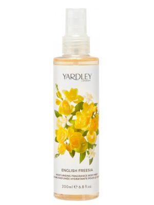 English Freesia Fragrance Mist Yardley para Mujeres