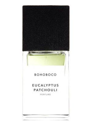 Eucalyptus Patchouli Bohoboco para Hombres y Mujeres
