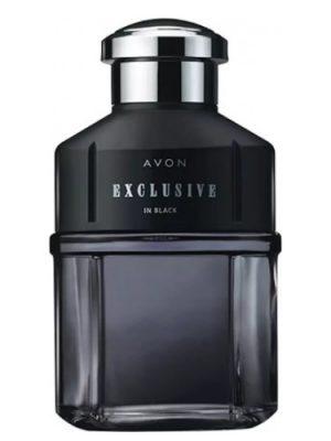 Exclusive in Black Avon para Hombres