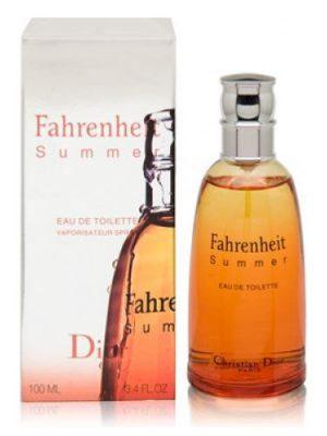 Fahrenheit Summer 2007 Christian Dior para Hombres