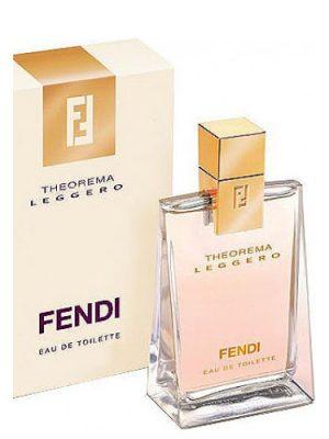 Fendi Theorema Leggero Fendi para Mujeres