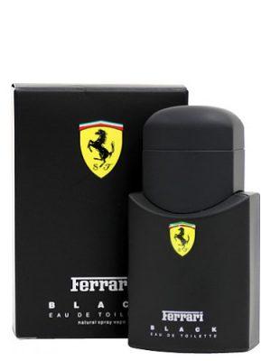 Ferrari Black Ferrari para Hombres