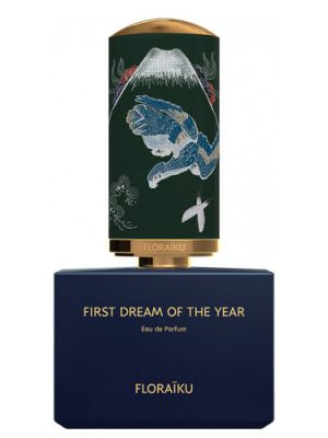 First Dream of the Year Floraïku para Hombres y Mujeres