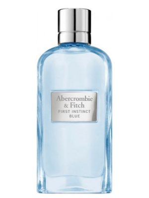 First Instinct Blue For Her Abercrombie & Fitch para Mujeres