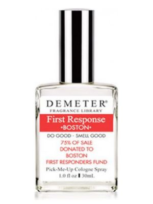 First Response – Boston Demeter Fragrance para Hombres y Mujeres