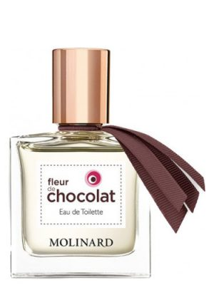 Fleur de Chocolat Molinard para Mujeres