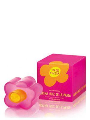 Flor Fucsia Agatha Ruiz de la Prada para Mujeres