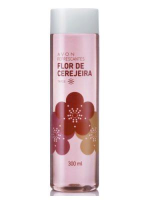 Flor de Cerejeira Avon para Mujeres