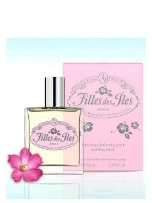 Floral Pettilant Filles des Iles para Mujeres