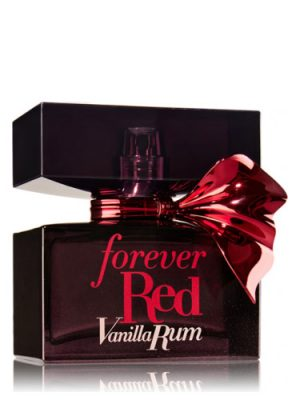Forever Red Vanilla Rum Bath and Body Works para Mujeres