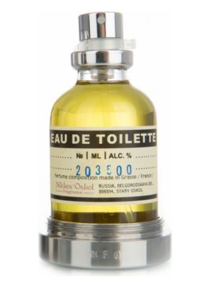 Fragrance №20 Nikkos-Oskol Fragrance para Hombres y Mujeres