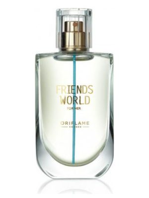 Friends World For Her Oriflame para Mujeres