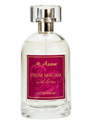 From Mirjam with Love M. Asam para Hombres y Mujeres