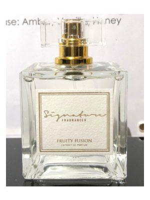 Fruity Fusion Signature Fragrances para Hombres y Mujeres