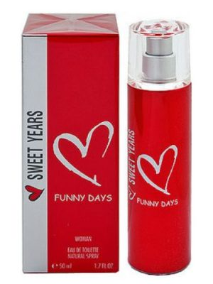 Funny Days Sweet Years para Mujeres