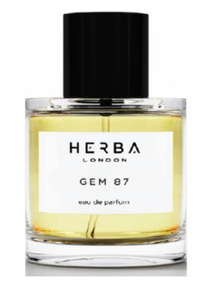 G.E.M. 87 HERBA London para Hombres
