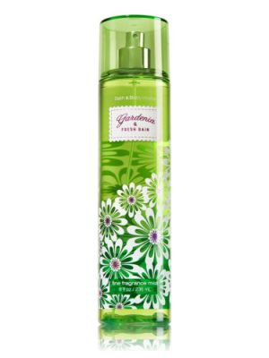 Gardenia & Fresh Rain Bath and Body Works para Mujeres