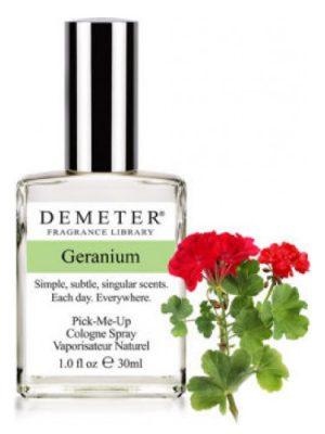 Geranium Demeter Fragrance para Hombres y Mujeres