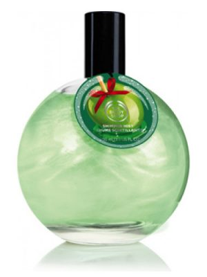 Glazed Apple Shimmer Mist The Body Shop para Hombres y Mujeres