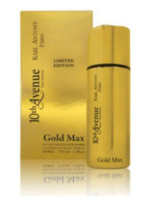 Gold Max 10th Avenue Karl Antony para Hombres