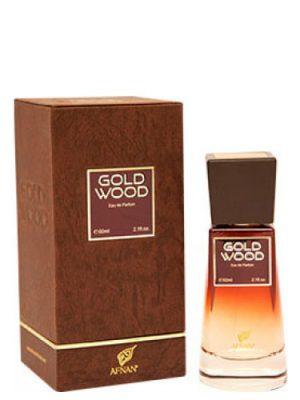 Gold Wood Afnan Perfumes para Hombres y Mujeres