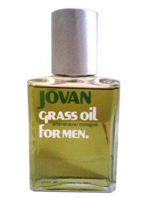 Grass Oil Jovan para Hombres