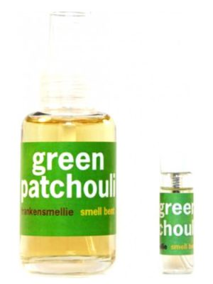 Green Patchouli Smell Bent para Hombres y Mujeres