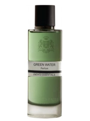 Green Water Jacques Fath para Hombres