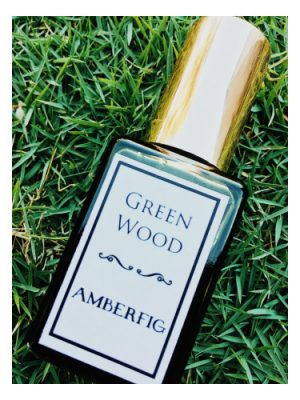 Green Wood Amberfig para Hombres y Mujeres