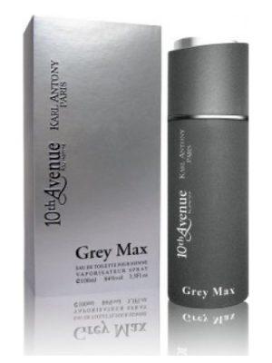 Grey Max 10th Avenue Karl Antony para Hombres