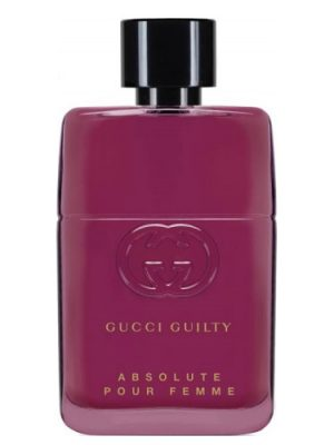 Gucci Guilty Absolute pour Femme Gucci para Mujeres