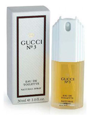 Gucci No 3 Eau de Toilette Gucci para Mujeres