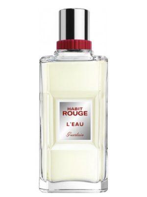 Habit Rouge L'Eau Guerlain para Hombres