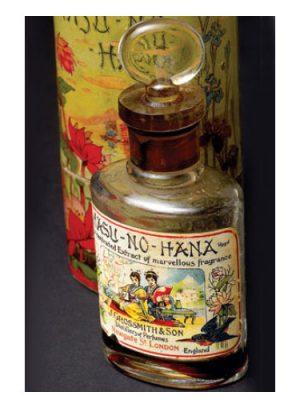 Hasu-no-Hana original Grossmith para Mujeres