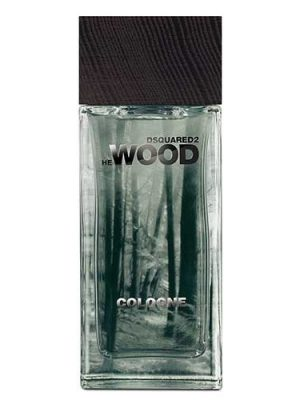 He Wood Cologne DSQUARED² para Hombres