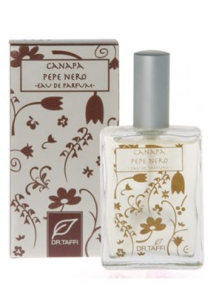 Hemp Black Pepper Dr. Taffi para Mujeres