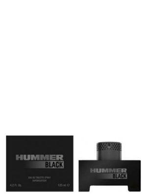 Hummer Black Hummer para Hombres