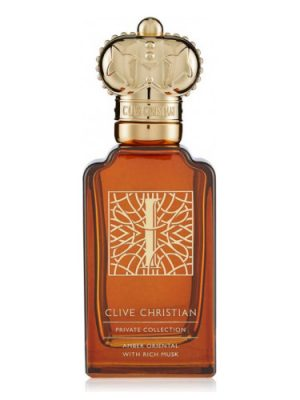 I for Men Amber Oriental With Rich Musk Clive Christian para Hombres