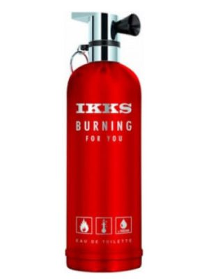 IKKS Burning For You IKKS para Hombres