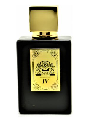 IV Aroma Abstract Olfacstory Parfums para Hombres y Mujeres