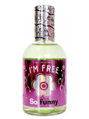 I'm Free So Funny Laurence Dumont para Mujeres