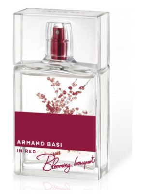 In Red Blooming Bouquet Armand Basi para Mujeres
